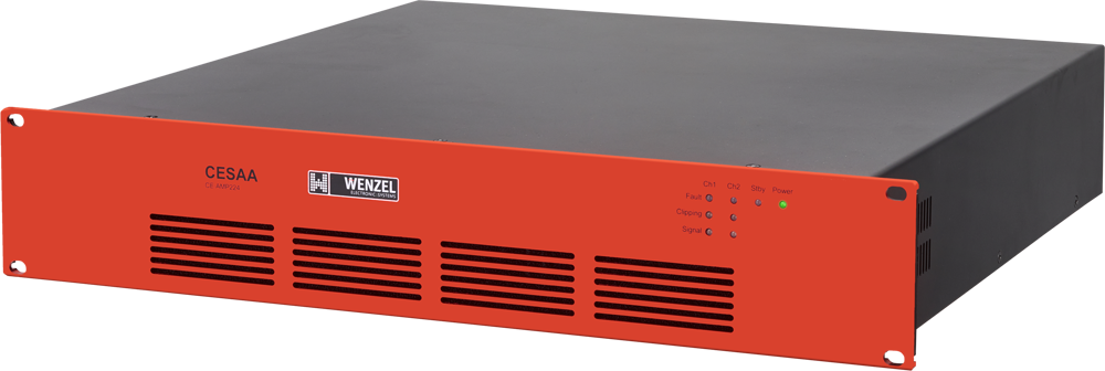 CESAA Zusatzverstärker CE-AMP224