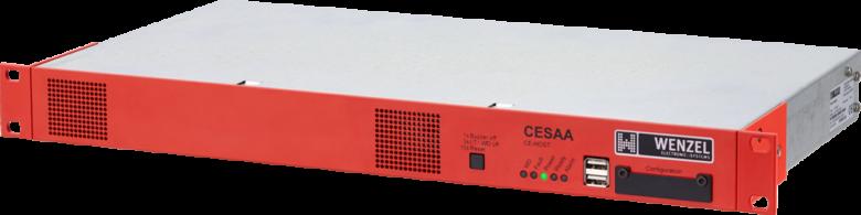 Zusatzcontroller CE-HOST zur Erweiterung der Sprachalarmanlage CESAA