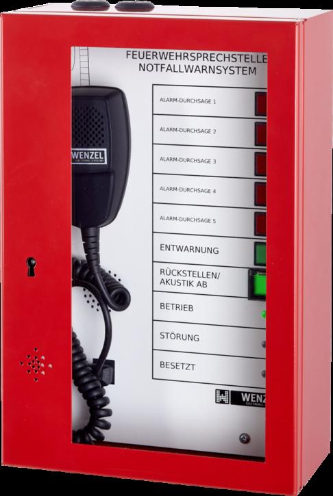 Feuerwehrsprechstelle CE-ST5A / WM-ST5A