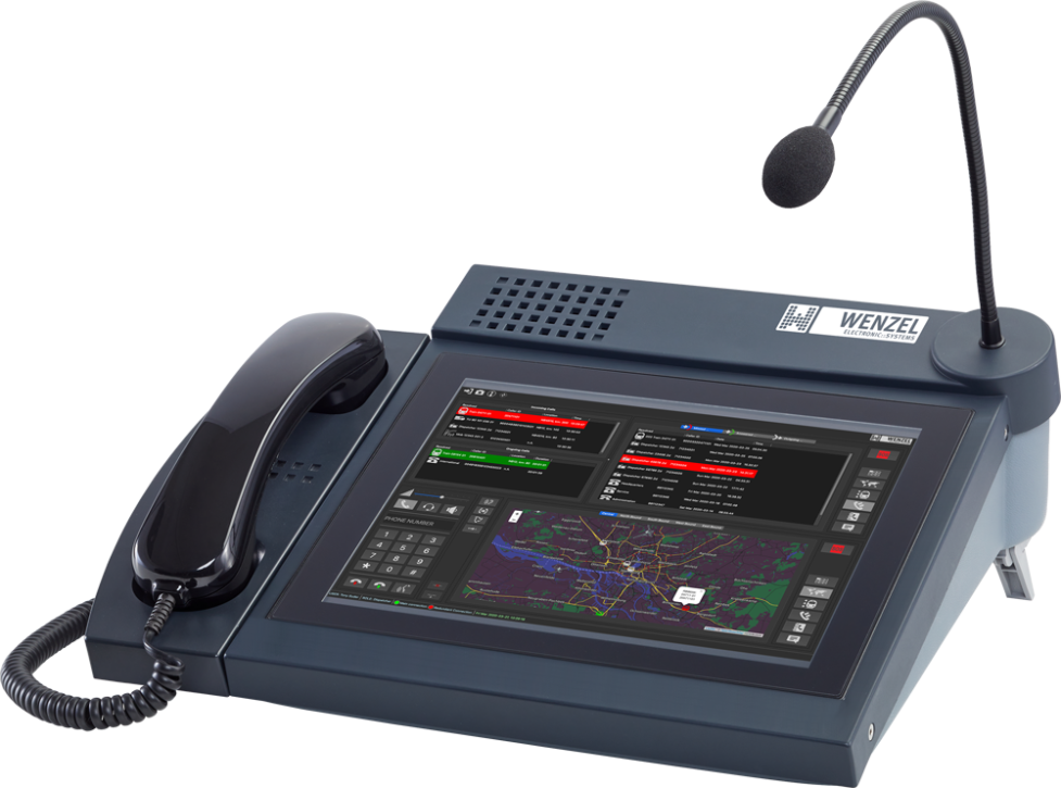 GSM-R Compact-Dispatcher