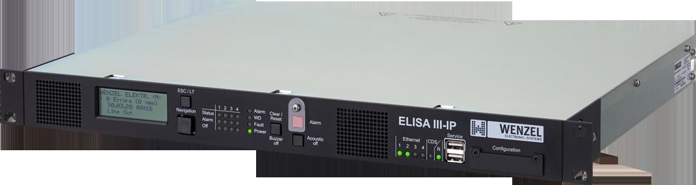 Beschallungsanlage ELISA III-IP
