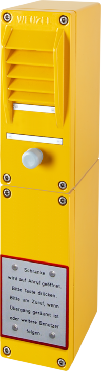 Schrankensprechstelle WM-STWL-IP