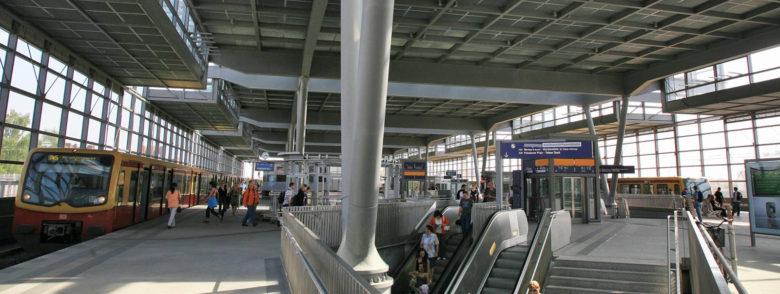 S-Bahnhof Berlin-Südkreuz